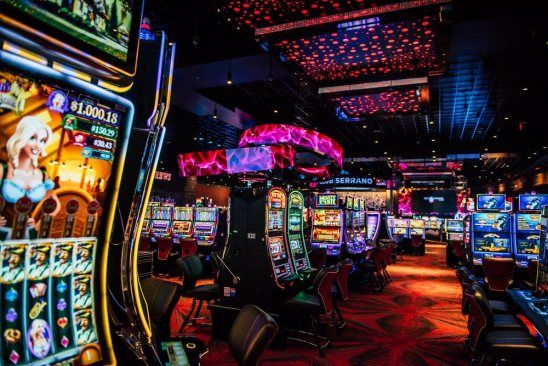 Tips To Improve Your Chances of Beating Slot Machine